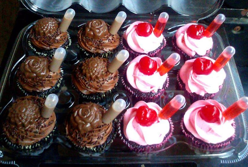 Cake Pipettes Uk