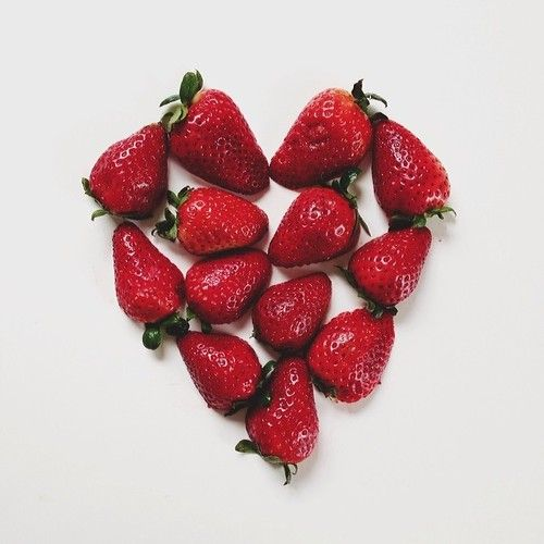Happy Valentine's Day Friends. Strawberries Are Back In