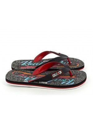 Flip Flops Été Culater Sandales Chaussures De Chaussures (44, Différentes Couleurs)