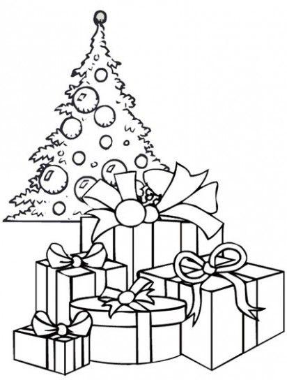 Albero Di Natale Con Regali Da Colorare.Alberi Di Natale Da Colorare Albero Animato Da Colorare Natale Alberi Di Natale Foto