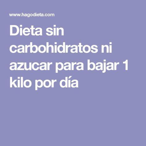 Dieta sin azúcar pérdida de peso éxito
