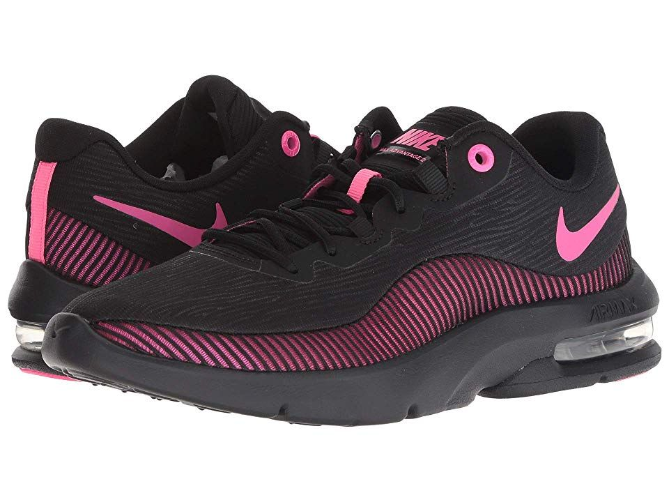 3b98d6ba531b Nike Air Max Advantage 2 (Black Pink Blast) Women s Running Shoes. Gain