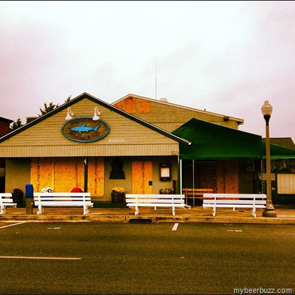 Dogfish Head Rehoboth Closed Until Further Notice Due To Hurricane Sandy Evacuation