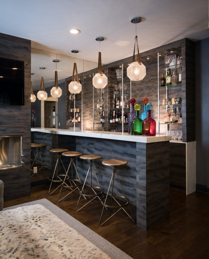 Interior Design Ideas Home Bar: 7 Home Bar Ideas You AND Your Guests Will LOVE!