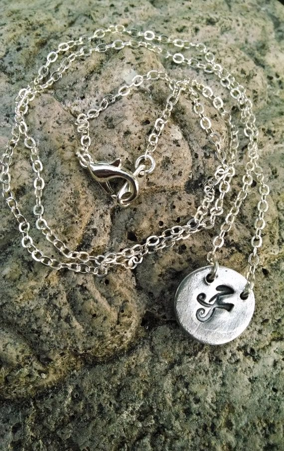 Chinese Symbol For Mother Necklace Fine Silver Kanji Symbol For