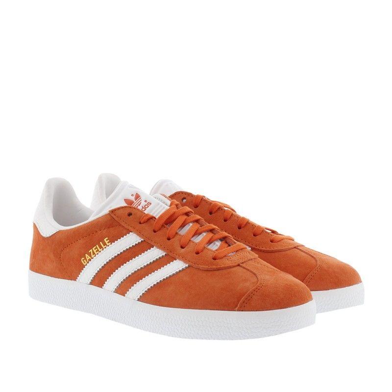 awesome adidas Originals Sneakers - Gazelle Sneaker Tacora - in orange -  Sneakers für Damen http