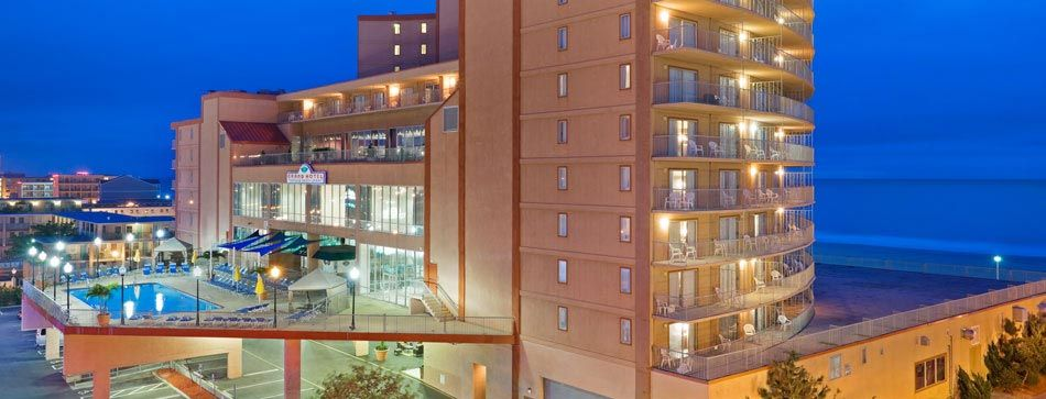 Ocean City Md Hotel Grand Hotel And Spa Ocean City Ocean City Maryland Hotels Ocean City Hotels