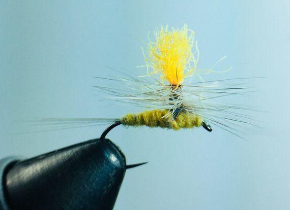 3 Yellow Klinkhammers