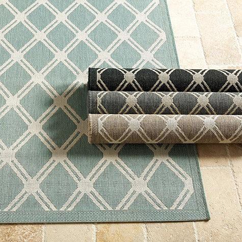 Tricia Trellis Indoor Outdoor Rug With Images Indoor Outdoor