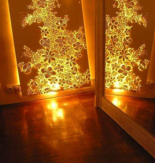 lampara_diy | lamparas curiosas y hermosas | Pinterest | Ideas de ...