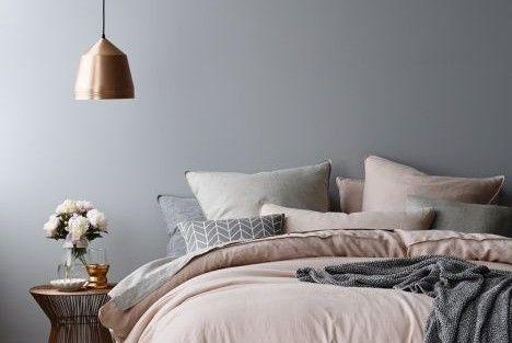 Als mensen denken aan neutrale tinten voor de slaapkamer denken ...