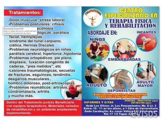 Terapia fisica facial