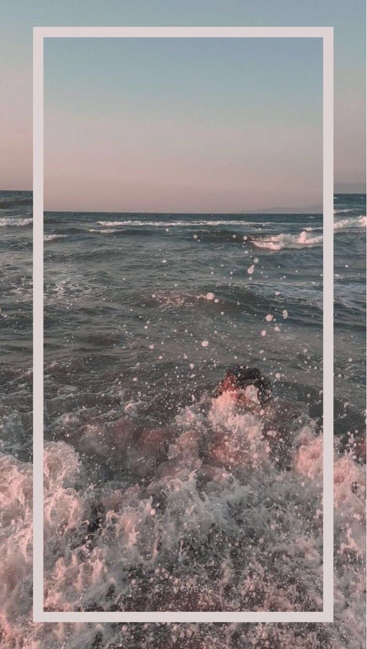 Image about blue in ocean...... by Marina on We Heart It