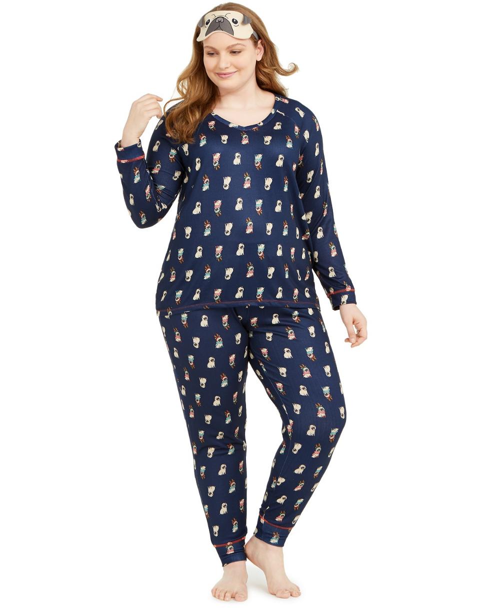 Pin on Plus size pajamas