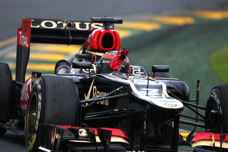 Australian GP 2013 Melbourne Kimi Raikkonen the