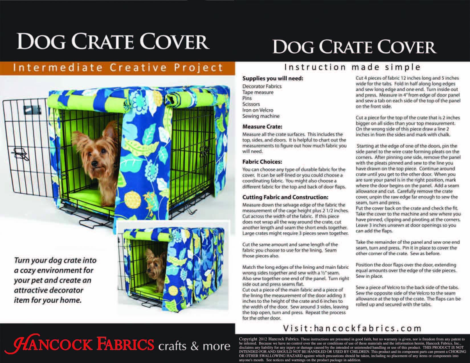 Dog Crate Cover Diy Dog Crate Cover Diy Dog Crate Dog