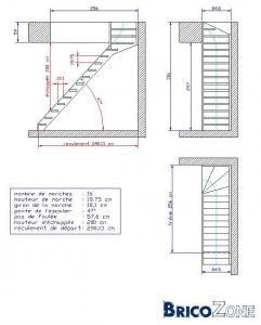 escalier mezzanine plan recherche google chelle humaine pinterest mezzanine. Black Bedroom Furniture Sets. Home Design Ideas
