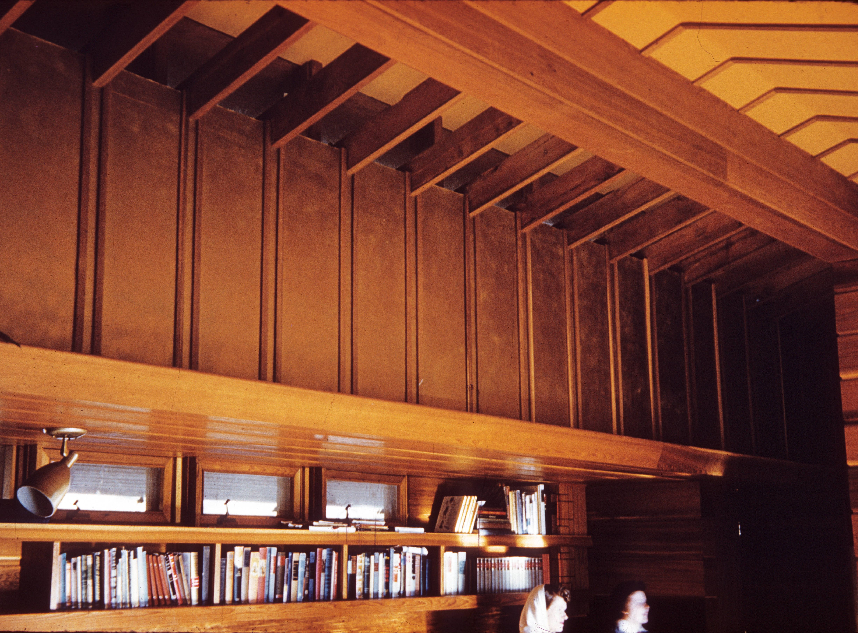 Jones S Brothers Residence Fayetteville Ar 1956 57 E Fay Jones Interior Details Lloyd Wright Frank Lloyd Wright