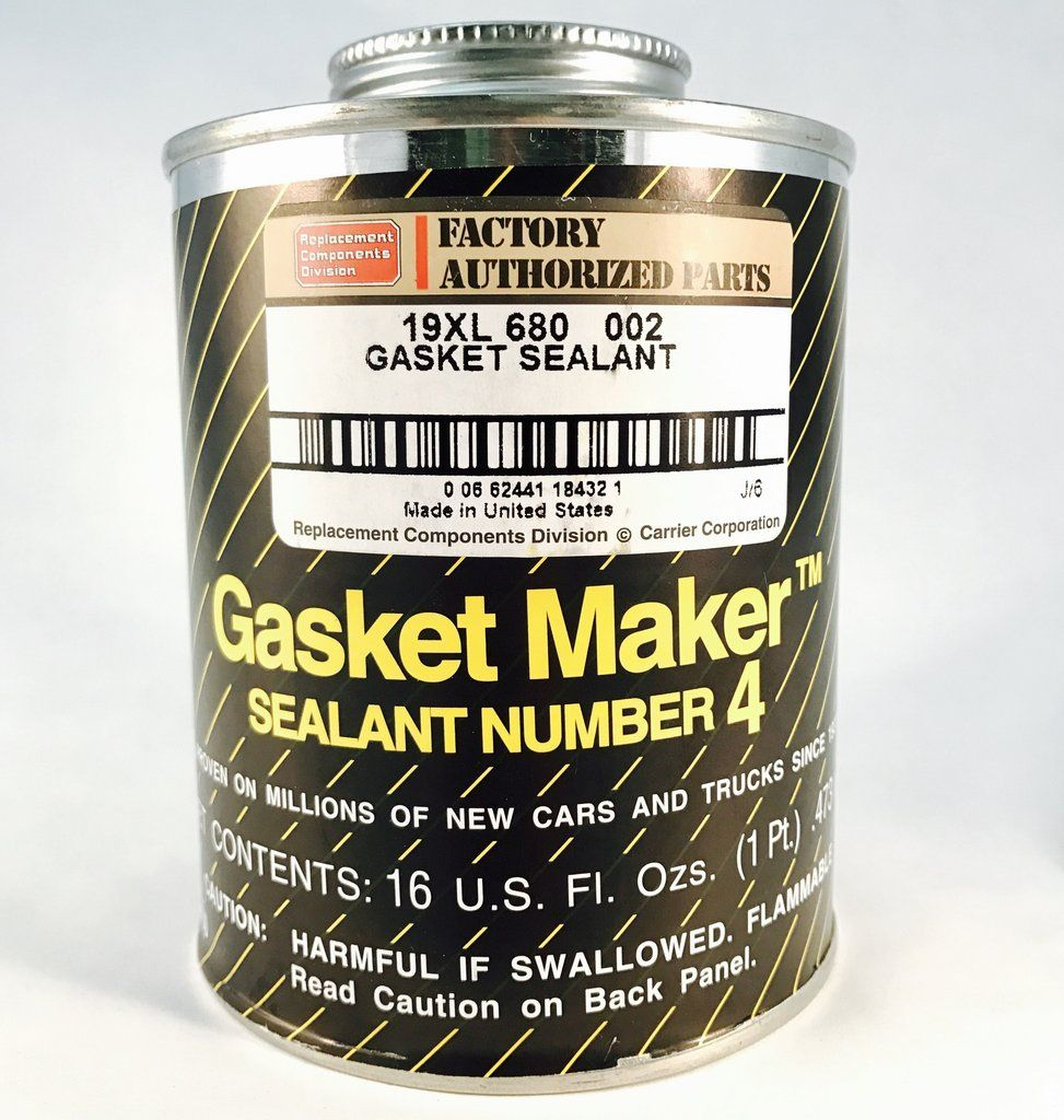 19xl680002 Carrier Gasket Sealant Haz Sealant Carriers New Cars
