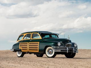 Packard Station Sedan – 1948