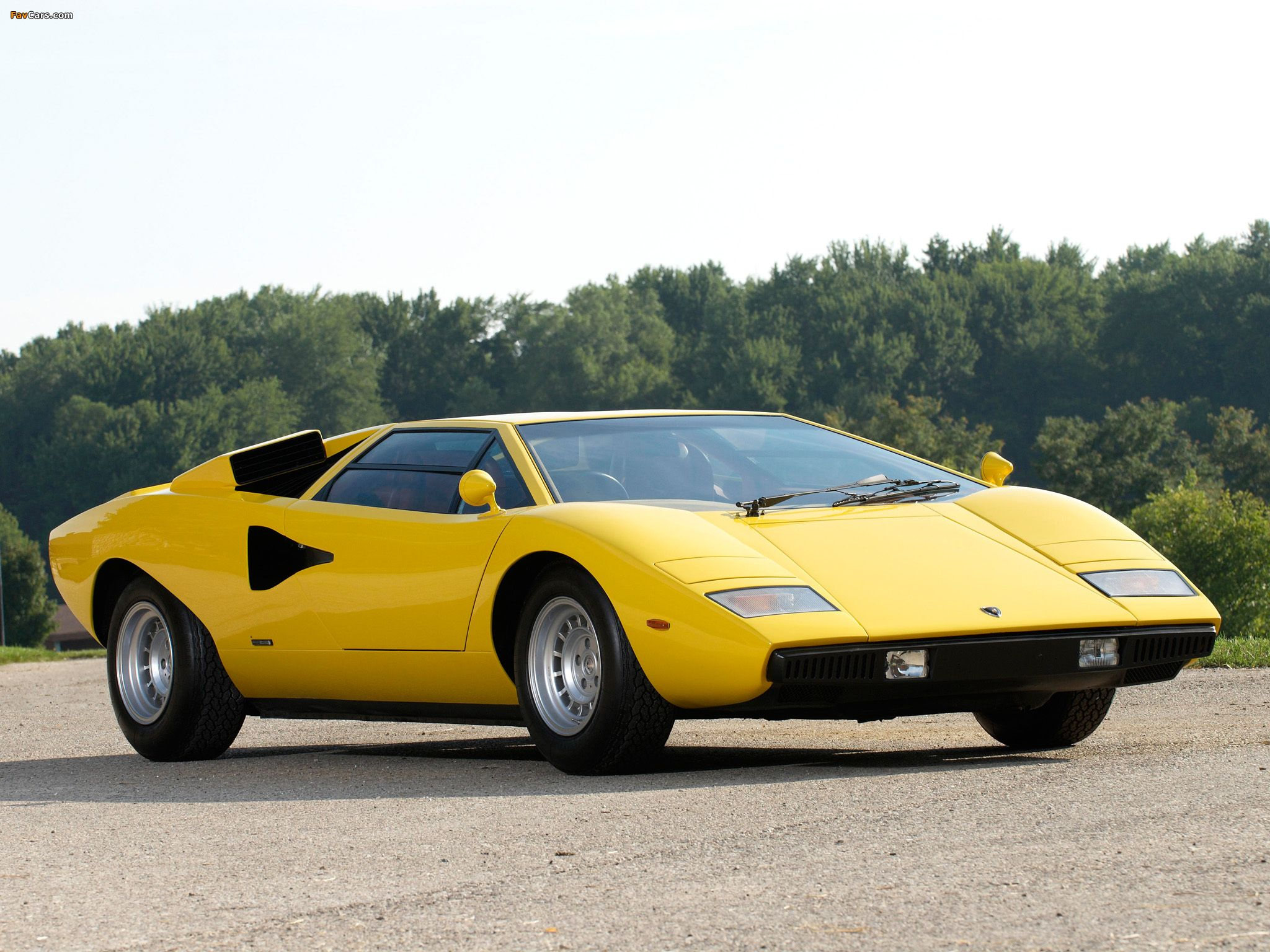 Lamborghini Countach Back Google Search Best Design