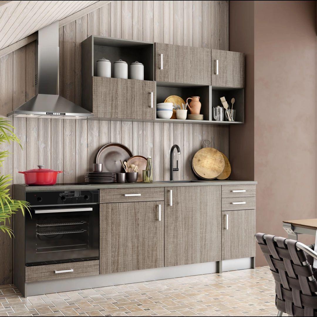 Elegante Leroy Merlin Piastrelle Cucina Diseno De Cocina Cocinas Y Banos Disenos De Unas
