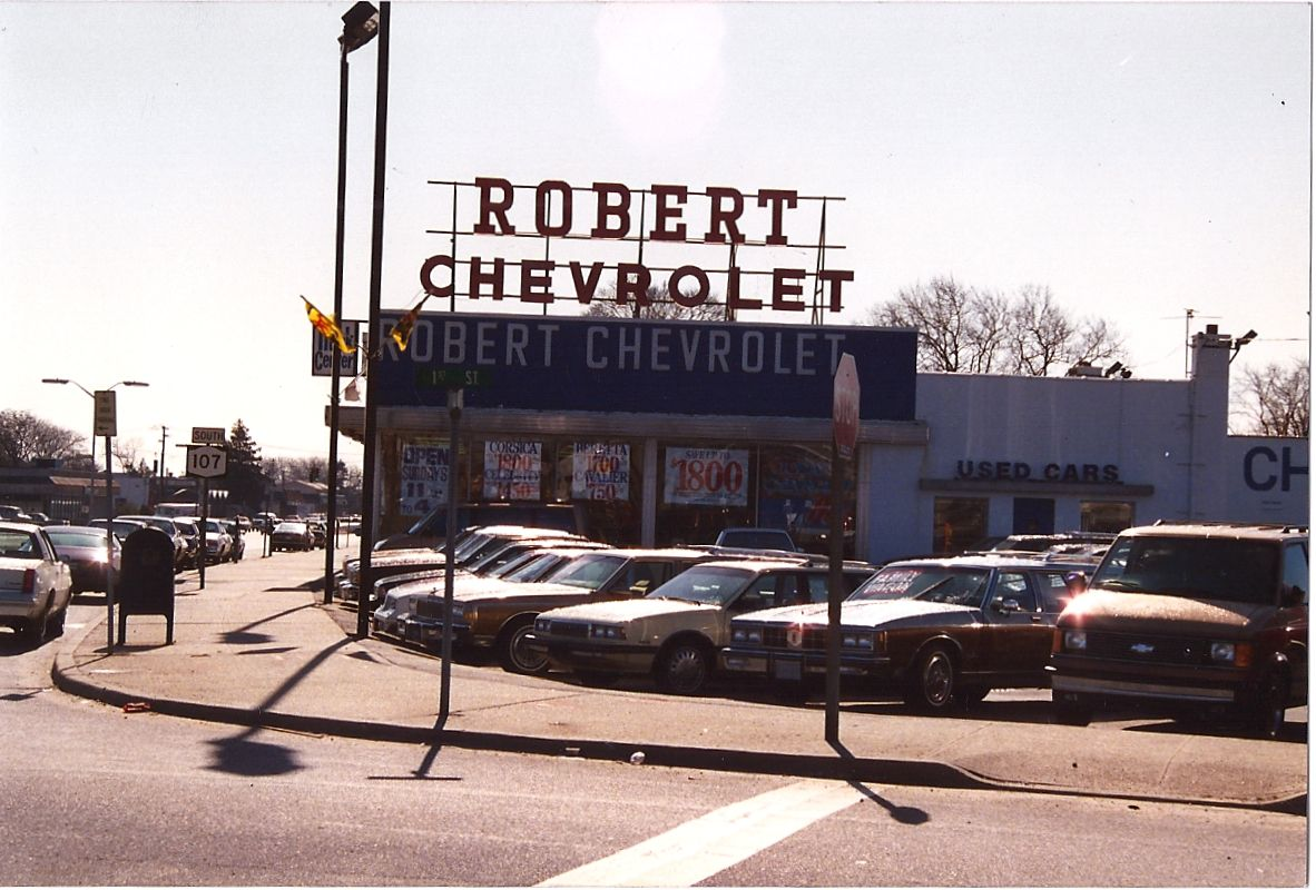 1990 Robert Chevrolet Hicksville Ny Www Robertchevrolet Com