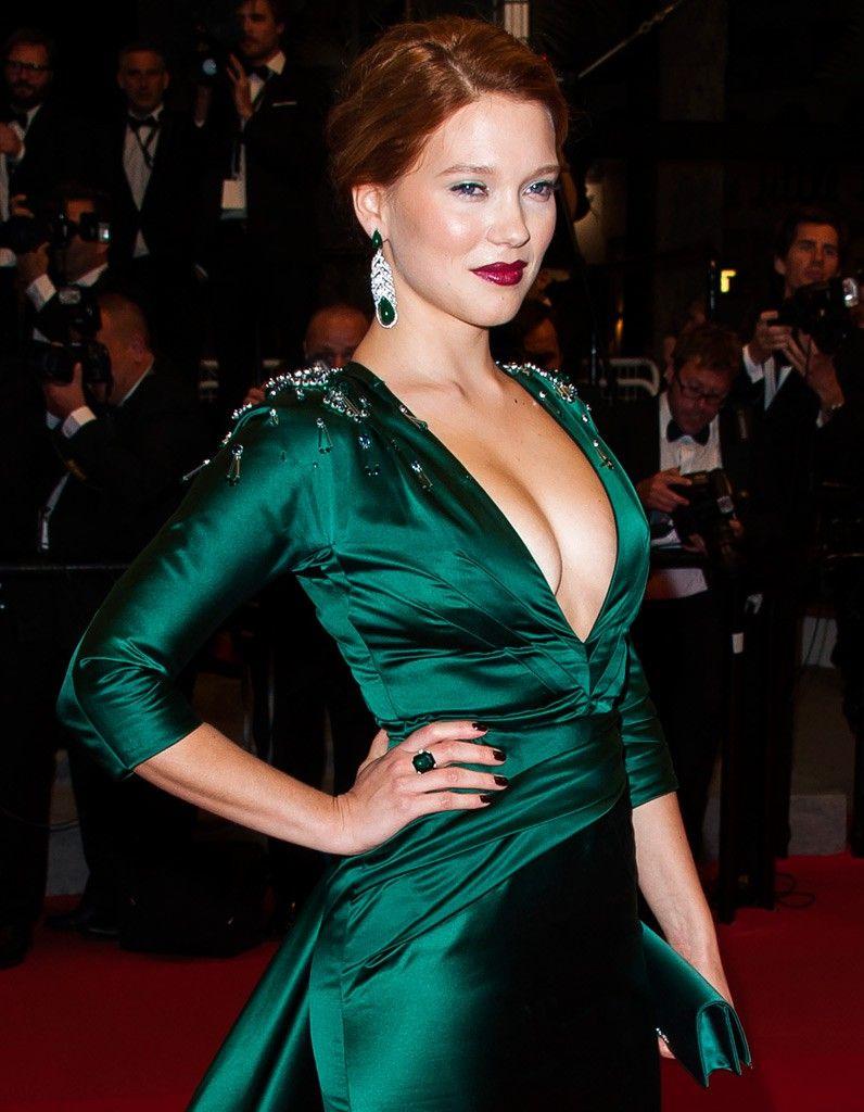 Léa Seydoux : son dressing d\'ambassadrice de chic à la française ...