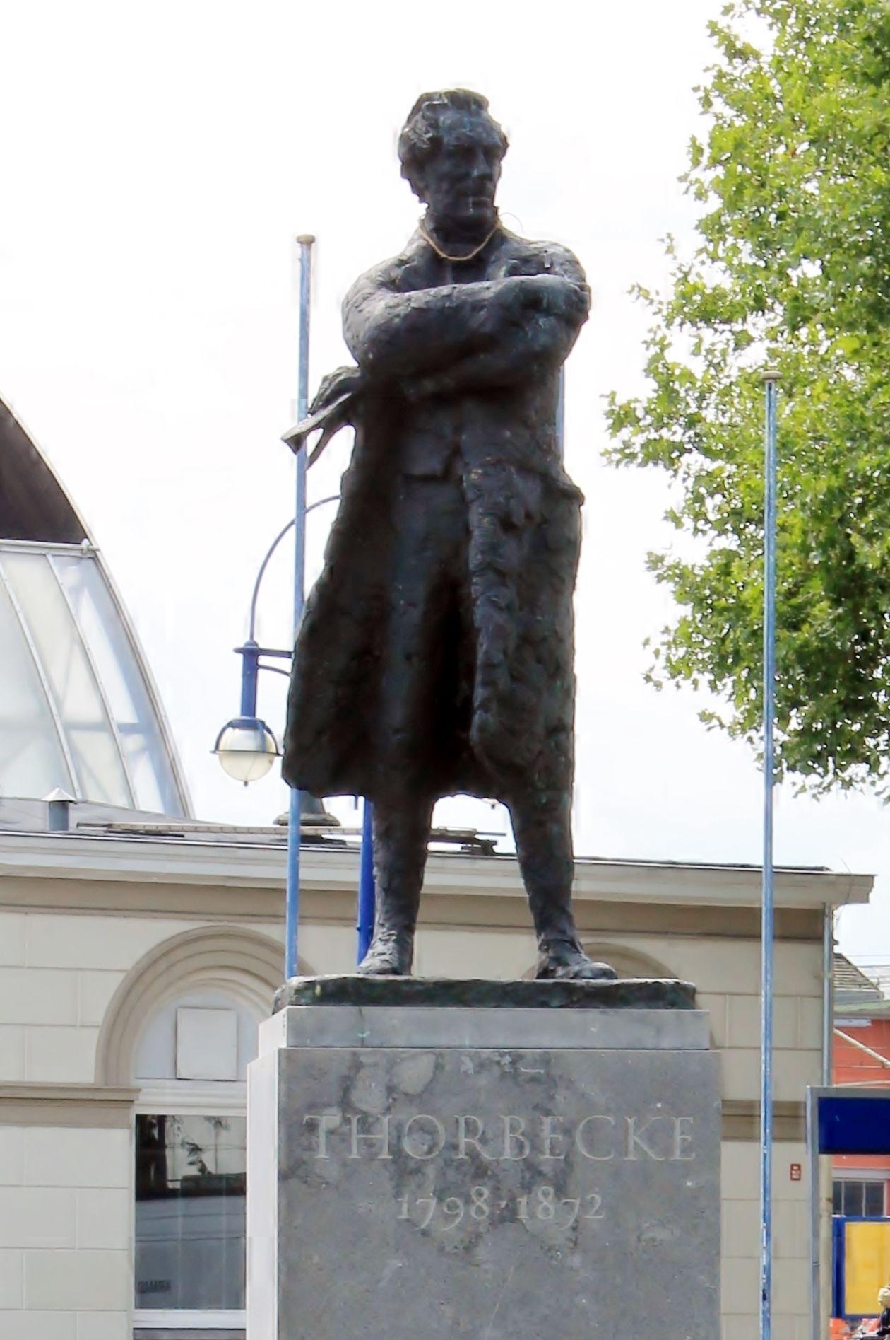 Thorbecke Groot staatsman geboren in Zwolle