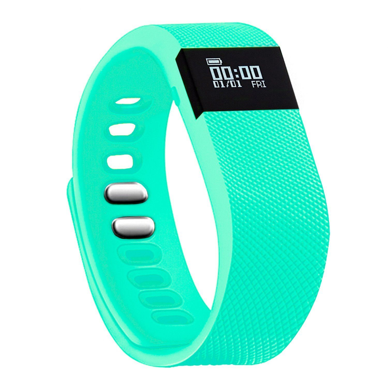 AGPTEK Fitness Tracker, Heart Rate Sleep Monitor Pedometer