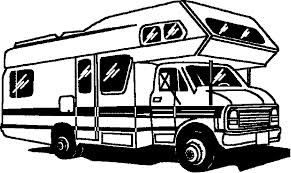 Motorhome Colouring Pages Google Search Camping Coloring Pages