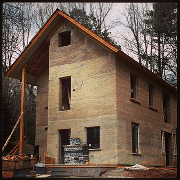 Hempcrete, The Eco Friendly Concrete. Its Better For The Environment,  Stronger Than