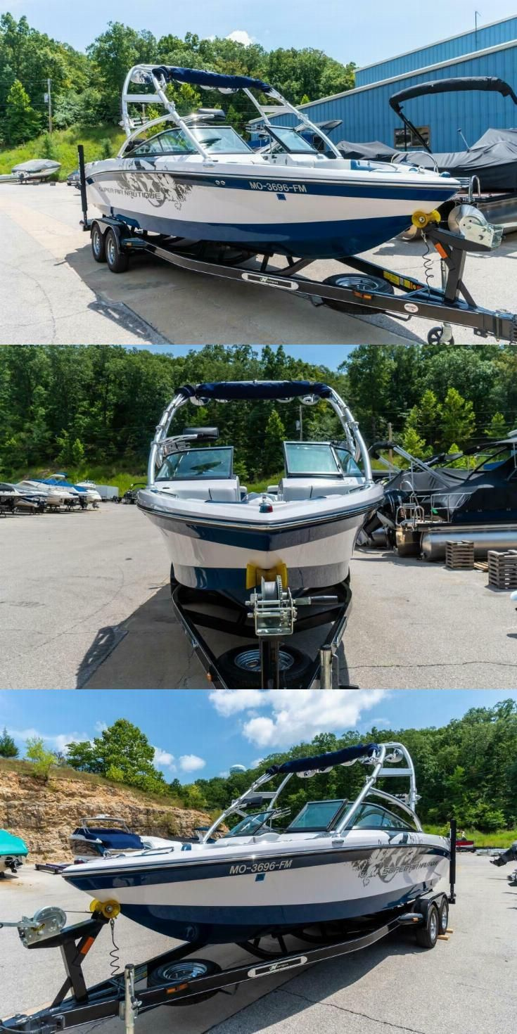2008 Nautique 230 Super Air Team Edition (With images