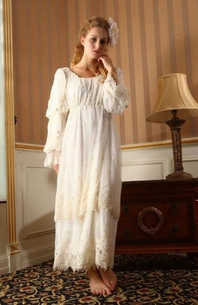 victorian nightgowns  72823f145