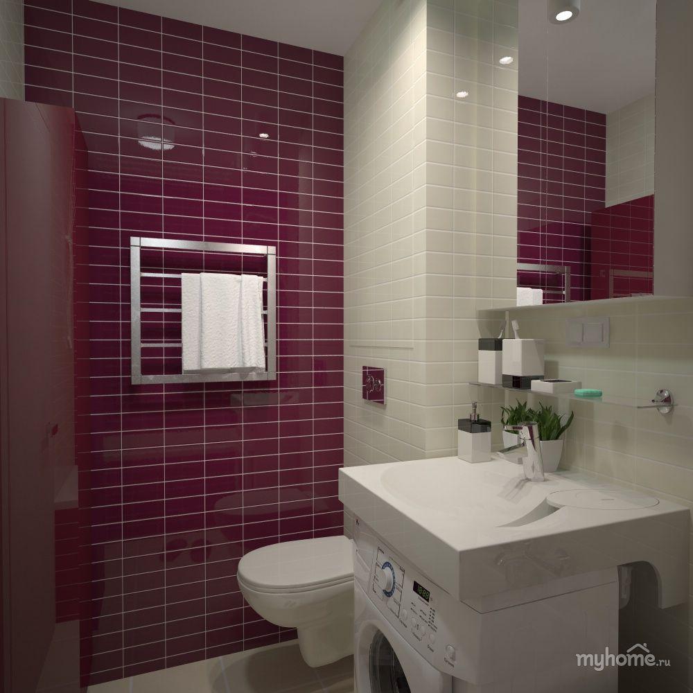 Badideen ohne badewanne Квартира по ул Коштоянца Москва Ванная  ванная комната  pinterest