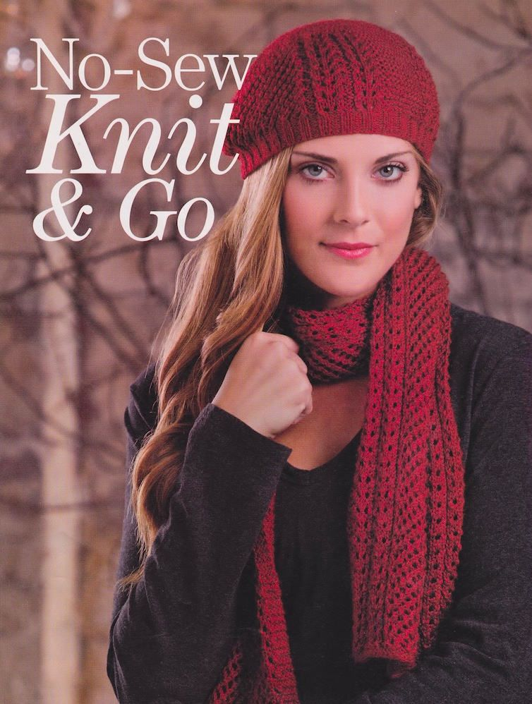 Hat and Scarf knitting PATTERN, women\'s hat and scarf knitting ...
