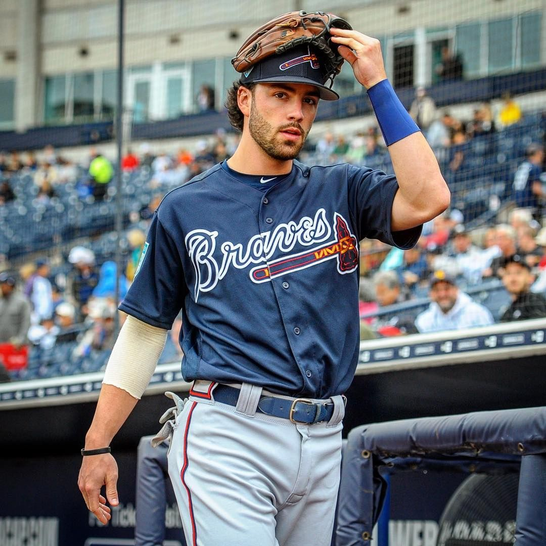 Good To See This Guy Back In The Lineup Bravesst Atlanta Braves Braves Atlanta Braves Baseball