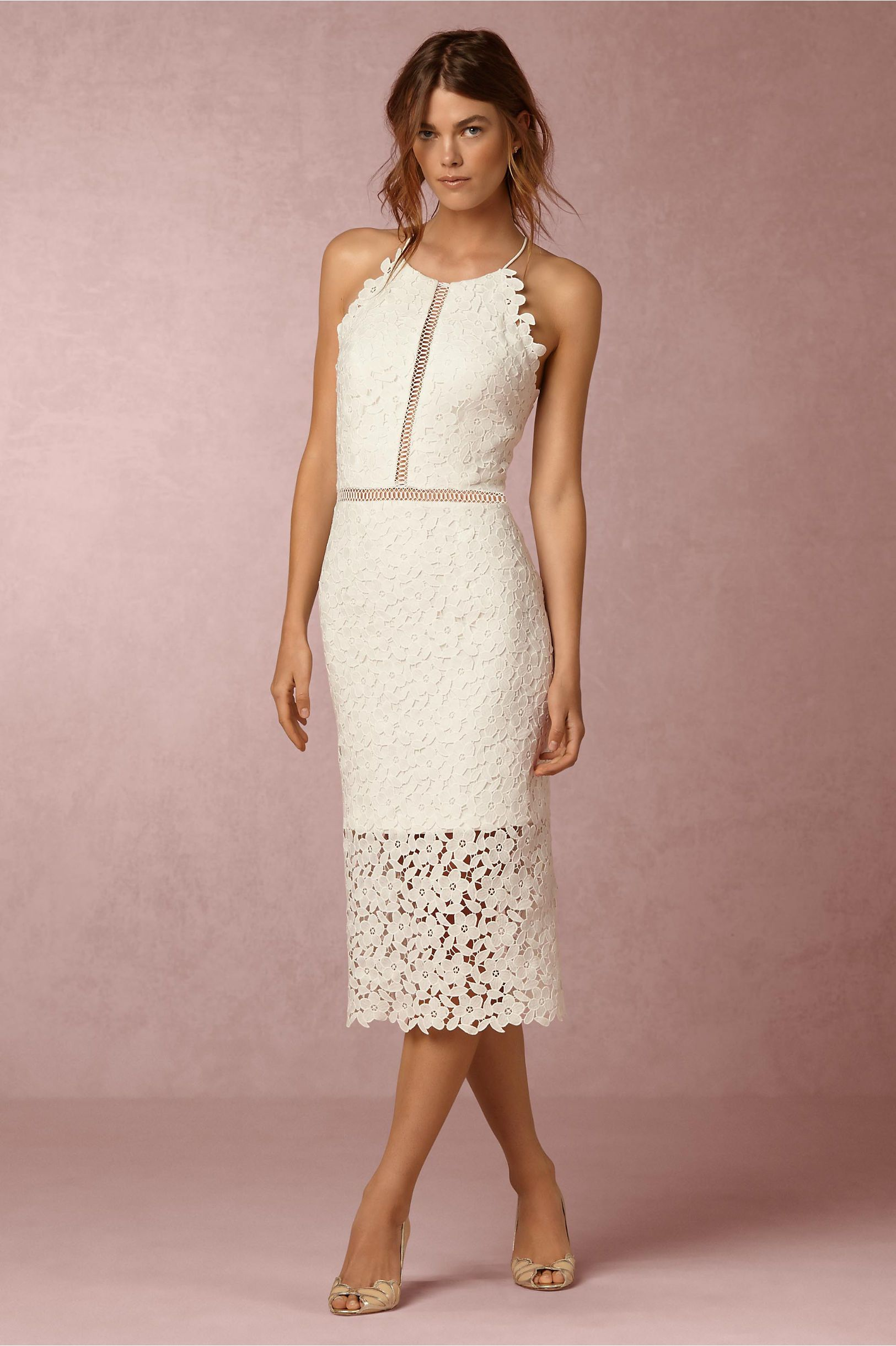 BHLDN Tulip Dress in Beach & Honeymoon Dresses & Separates at BHLDN ...