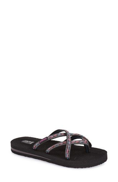 ac4ce598a Teva  Olowahu  Sandal (Women) I love these! I m getting some!