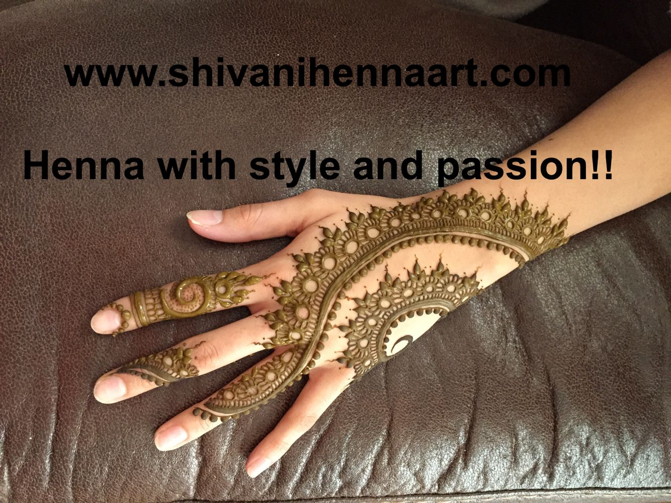 Mehndi Designs Please : For the booking questions please email us on ✉️shivanihennaart
