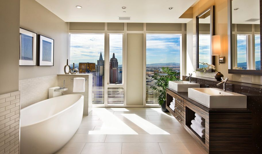 View Bathroom Designs 50 Bathrooms That Know To Make The Most Of Great Views  Vegas