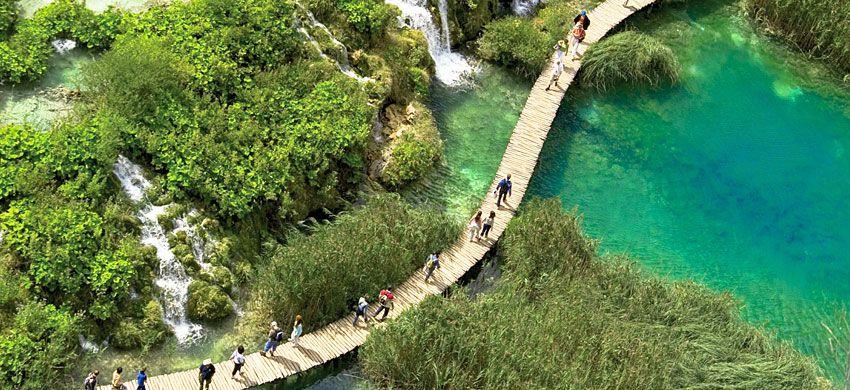 Laghi di Plitvice: come arrivare, prezzi e mappa - Idee di