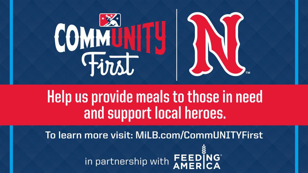 Nashville Sounds join Minor League Baseball's Community