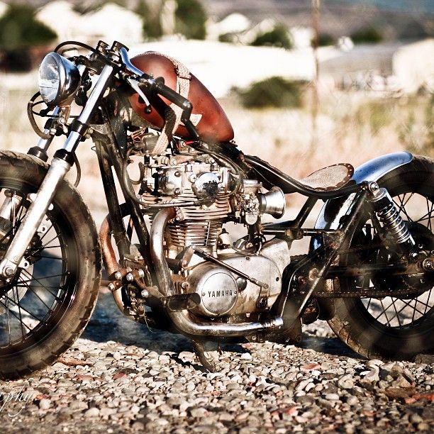 Harley Turbo Shovelhead: Bobbers - Rat Bikes -Choppers - Cafe And