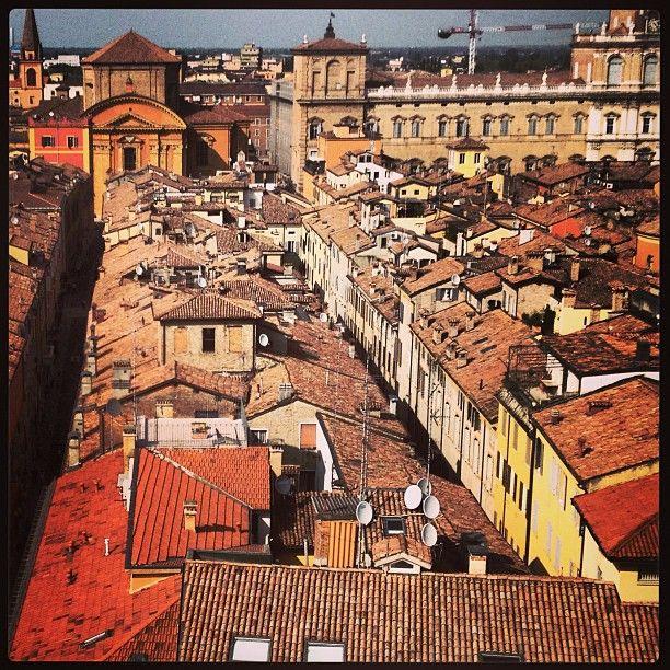 Modena sui tetti - Instagram by simo_pensiero_stupendo
