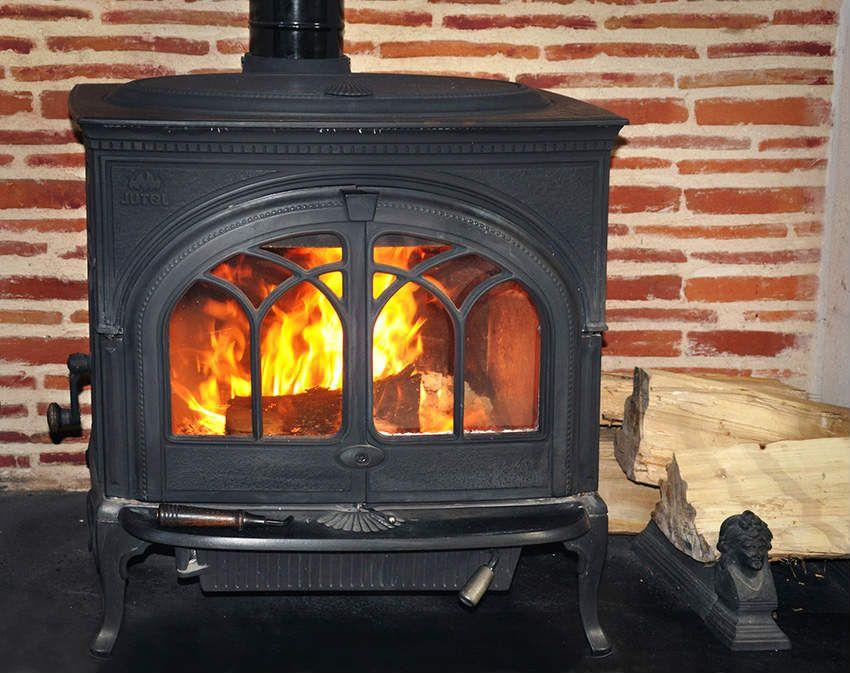 avantages poêle à bois | salon | Pinterest | Chauffage bois ...