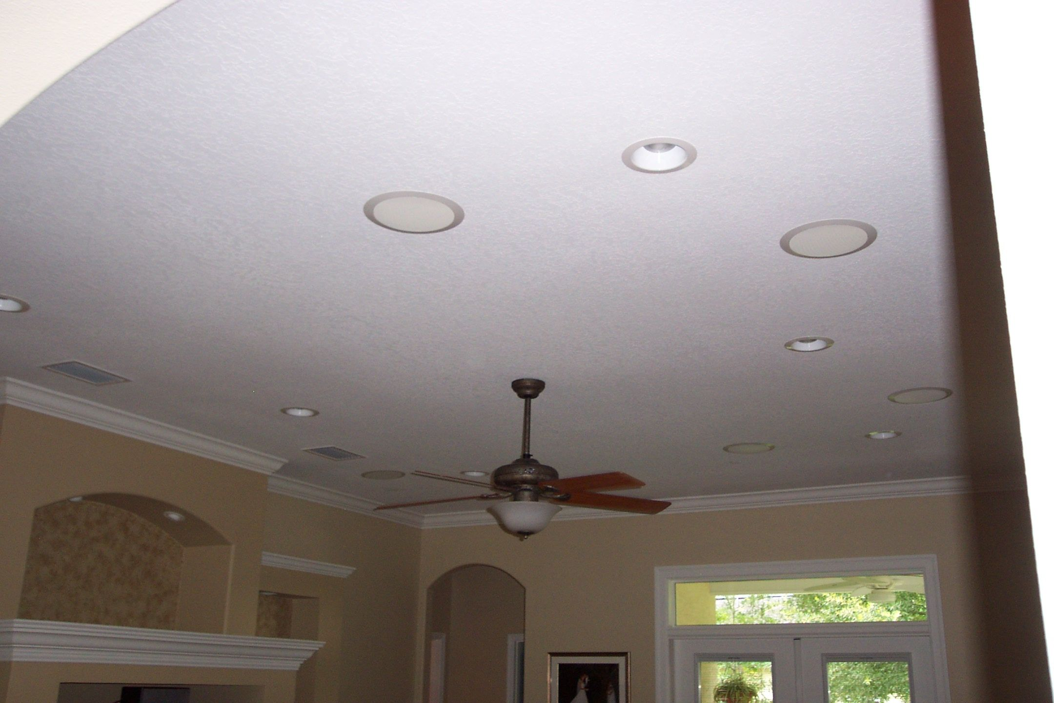 Charming In Ceiling Speakers · Ceiling SpeakersSurround SoundIpodProject ...