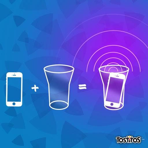 Need A Quick Music Boost Put Your Phone In An Empty Vase To Turn Up