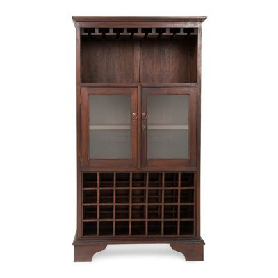Urban Home   Wine Cabinet