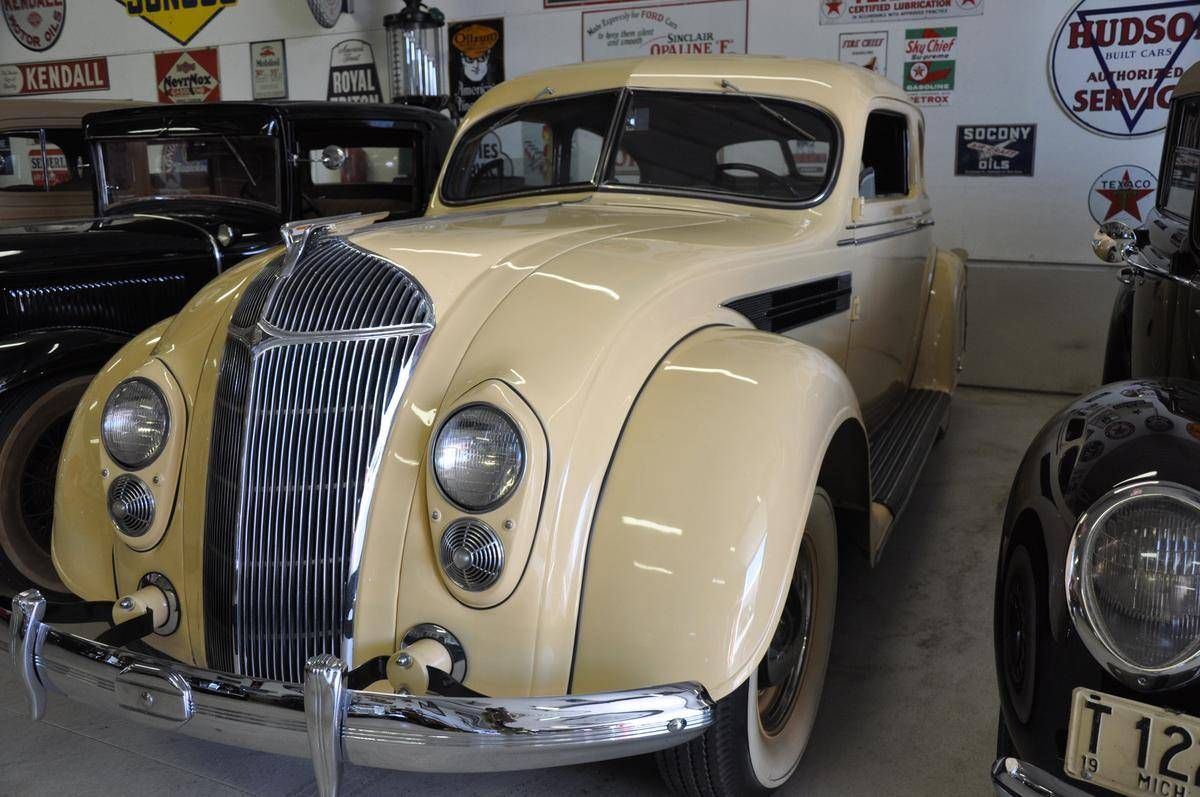 1936 Chrysler Imperial Airflow Coupe C10 | Old Rides 4 | Pinterest ...